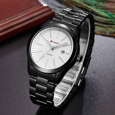 Ceas de mana elegant pentru barbati Curren M8091A foto
