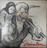 STEINLEN - EXPOZITIA GRAFICA MUZEUL DE ARTA MAI-IUNIE 1964