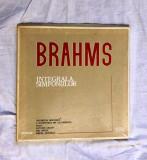 brahms  integrala simfoniilor box set 4 viniluri vinil
