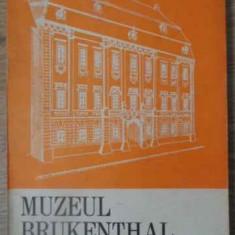 MUZEUL BRUKENTHAL MIC GHID PRIN MUZEU - NECUNOSCUT