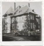 Castel regal vanatoare automobil Valea Putnei 1948