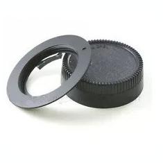 Inel adaptor M42 cu contacte confirmare focus pt. Nikon Montura F