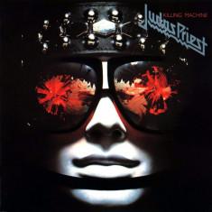 Judas Priest Killing Machine remastered