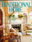 """Revista  SUA """"TRADITIONAL HOMES"""", lb. engleza, aprilie 2003, 184 pagini"""