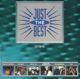 CD audio Various – Just The Best 3/99