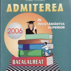 Admiterea in invatamantul superior 2006_matematica_colectiv de autori * 49