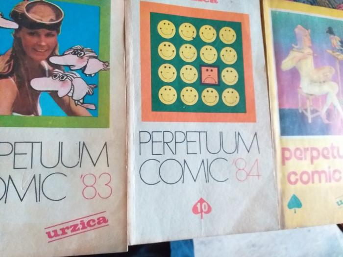 Perpetuum comic, 3 volume