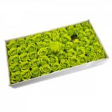 Cumpara ieftin Trandafiri Sapun 5cm Medium Green