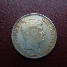 Moneda argint 120 Grana 1835