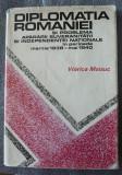 Viorica Moisuc - Diplomația României și problema apărării suveranității...