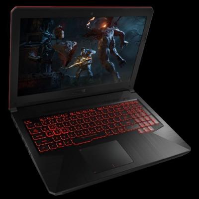 Laptop Gaming ASUS TUF FX504GD i7-8750H, 8GB RAM, 1 TB HDD, GTX 1050 foto