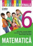 Matematica pentru evaluarea finala clasa a 6 a - Viorica Bujor
