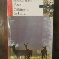 Heinrich Heine -Poezii Calatorie in Harz