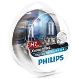 Set 2 becuri Philips 24v 70w H7 bluevision 13972mdbvs2