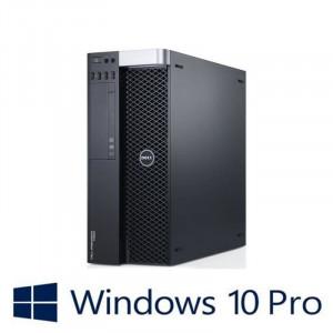 PC Refurbished Dell Precision T5600, 2 x E5-2620, Quadro K2000, Win 10 Pro