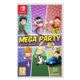 Mega Party A Tootuff Adventure Nintendo Switch