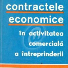 Contractele economice in activitatea comerciala a intreprinderii