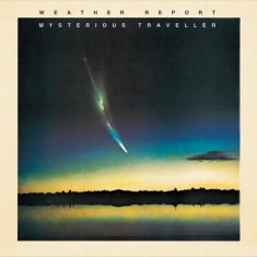 Weather Report Mysterious Traveller remastered (cd)