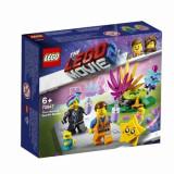 LEGO Movie 2, Buna dimineata, copii de sclipici 70847!