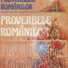 Proverbele romanilor