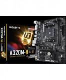 Placa de baza gigabyte a320m-h socket amd a320 2x ddr4, Pentru AMD