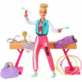 Cumpara ieftin Set Barbie by Mattel Careers Gimnasta