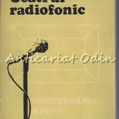 Teatrul Radiofonic - Radioteleviziunea Romana - Tiraj: 2500 De Exemplare