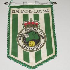 Fanion fotbal - REAL RACING CLUB SANTANDER (Spania)