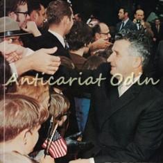Presedintele Ceausescu In SUA
