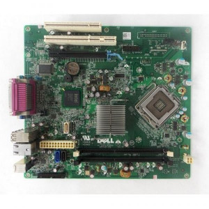 Carcasa + Placa de Baza Defecta, Calculator Dell Optiplex 380 Desktop