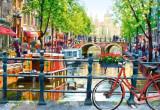 Puzzle Castorland - Amsterdam Landscape 1000 piese