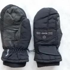 Manusi ski Reusch Gore-Tex Thinsulate Insulation; marime 5 ½; impecabile, ca noi, Copii