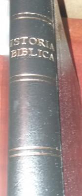 ISTORIA BIBLICĂ/ VOLUMUL XXX  A. P. LOPUHIN/1944 /VECHIUL TESTAMENT foto