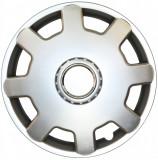 Capace roata 13 inch tip Vw, culoare Silver 13-105 Kft Auto