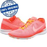 Pantofi sport Nike Free 5.0 pentru femei - adidasi originali - alergare, 36.5 - 38.5, Textil