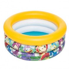 Piscina gonflabila pentru copii, model Mickey , 70×30 cm
