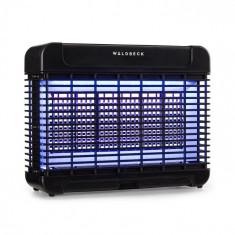 Waldbeck Mosquito Ex 5500, tavă de colectare, 13 W, 150 m², LED, neagră