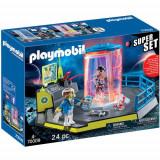 Set de Constructie Inchisoarea Galactica - Super Set, Playmobil