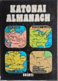 Katonai Almanach - 1012 (carte pe limba maghiara)