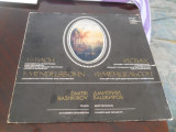 J.S.BACH /F. MENDELSSOHN - DMITRI BASHKIROV- PIANO and orchestra -1981, Melodia
