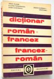 Dictionar roman francez / francez-roman