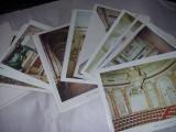 lot 16 carti postale VECHI necirculate RUSESTI,ERMITAGE,Tp.GRATUIT