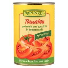 Tomate Bio Cojite si Taiate Rapunzel 400gr Cod: 1300575