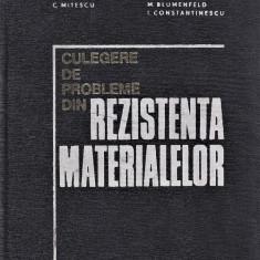 Culegere de probleme din rezistenta materialelor BUZDUGAN etc 1974