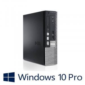 Calculatoare Refurbished Dell Optiplex 790 USFF, i7-2600, Win 10 Pro