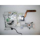 Radiator HP DV9700