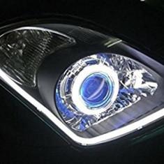 Banda flexibila LED DRL lumina alba 30cm BO30W - 12V ManiaCars