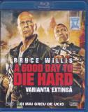 Film Blu Ray: Si mai greu de ucis ( Bruce Willis, sub. in limba romana )