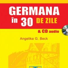 Angelika Beck - Germana în 30 de zile ( cu CD )