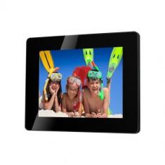 Resigilat: Rama foto digitala 8' Serioux SmartArt 882MLED, rez: 1024 x 768, multimedia, black, USB/SD/MMC/MS, 4